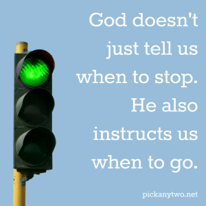 That Day God Spoke To Me Through a Stop Sign