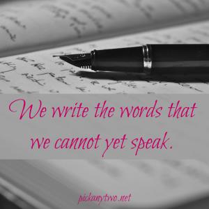 Empowering Women and Girls Through Writing