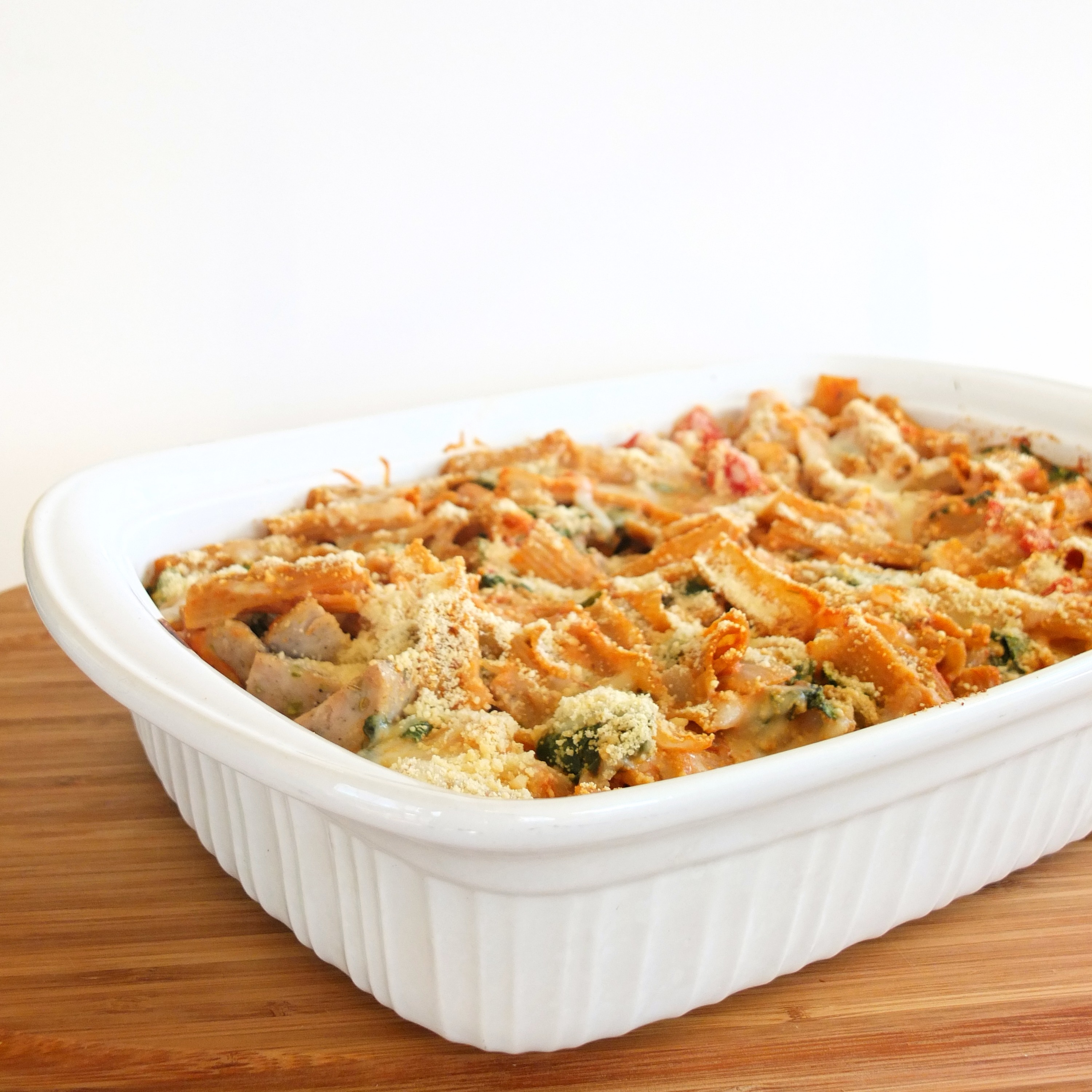 Baked Pasta with Chicken Sausage - Pick Any Two