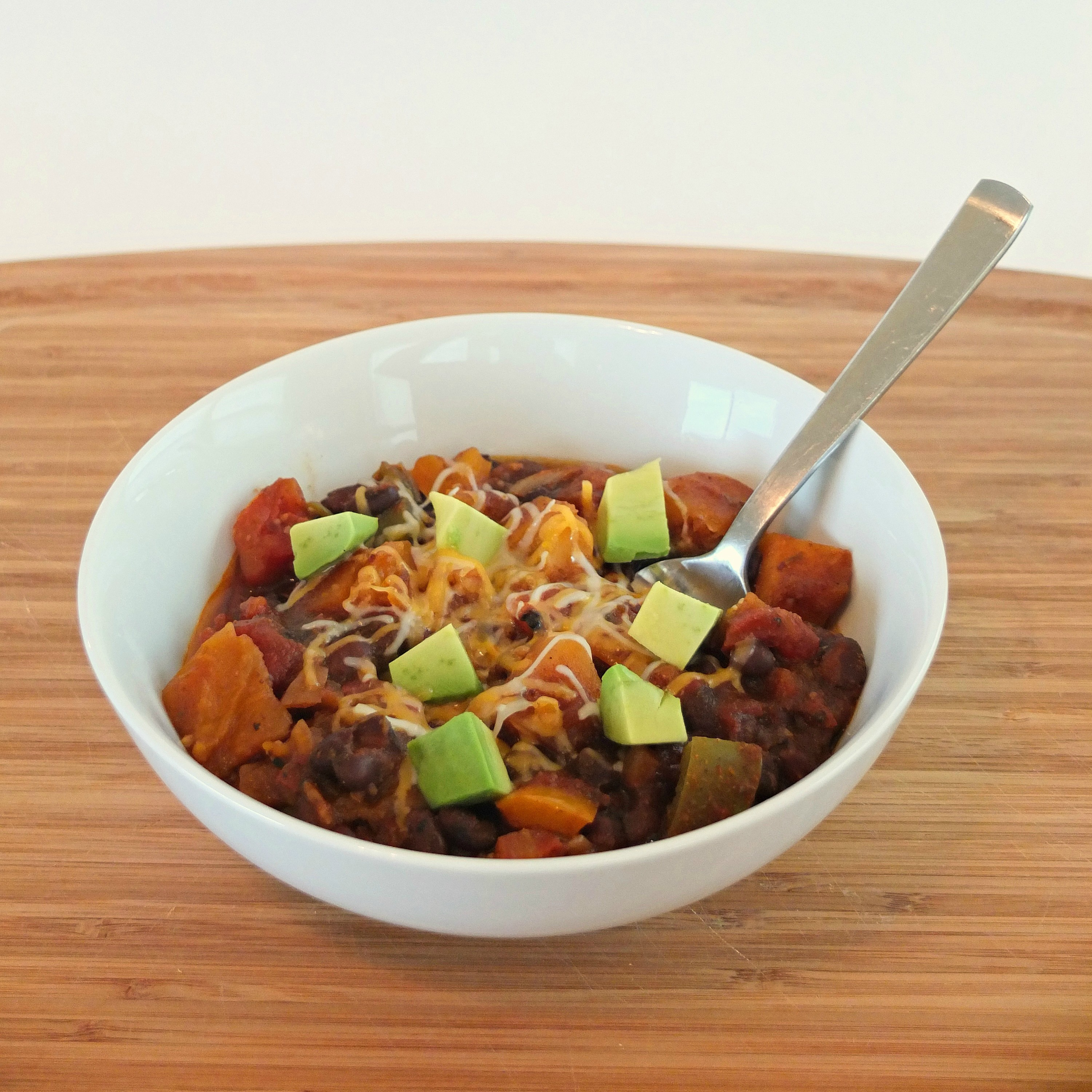 Vegetarian Black Bean and Squash Chili - Pick Any Two