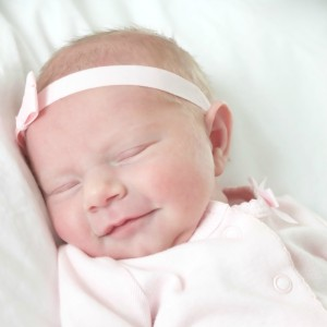 The Super Sweet Way We're Sharing the Story of Baby's First Days