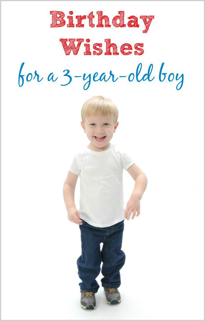 3 Year Boy Bedroom Ideas: My Birthday Wish For My 3-Year-Old Son
