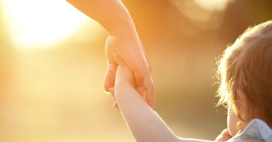 One Simple Tip to Be More Present With Your Kids