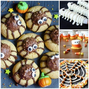 25 Cute Halloween Treats to Make With Your Kids