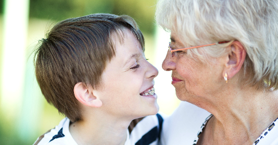 7 Ways to Connect with Grandparents