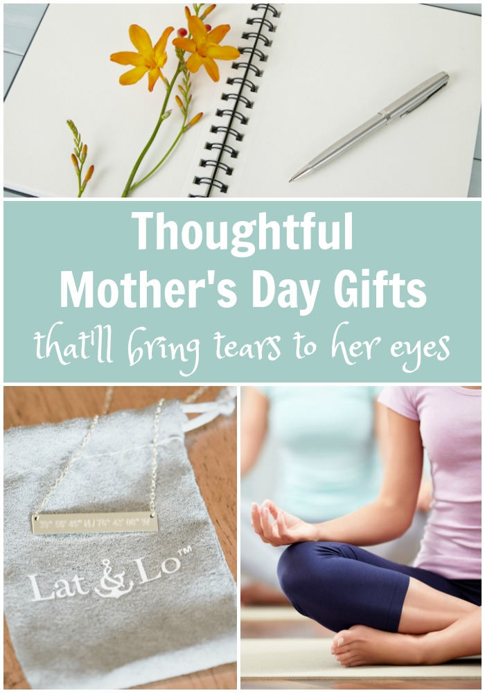 Thoughtful Mother's Day Gifts That'll Bring Tears to Her Eyes